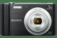 Sony DSC-W800 Manual de Usuario PDF