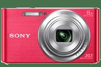 Sony DSC-W830 Manual de Usuario PDF