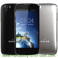 Kazam Thunder 4.5L Manual de Usuario PDF