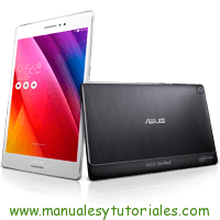 Asus ZenPad 8.0 Manual de Usuario PDF