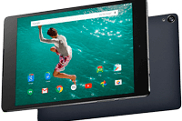Google Nexus 9 Manual de Usuario PDF