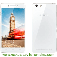 Oppo R1 Manual de Usuario PDF