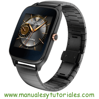 ASUS ZenWatch 2 Manual de Usuario PDF