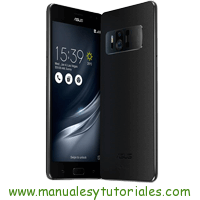 Asus Zenfone AR Manual de Usuario PDF