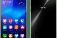 Honor 6 Manual de Usuario PDF