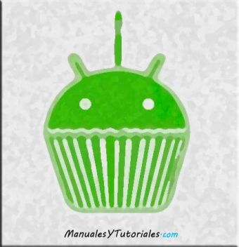Evolución de Android - CupCake 1.5
