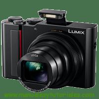 Panasonic Lumix TZ200 Manual de Usuario en PDF español