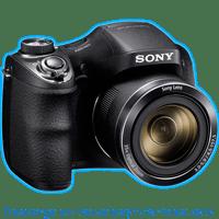 Sony DSC H300 Manual de Usuario en PDF español