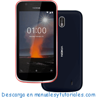 Nokia 1 Manual de Usuario en PDF español