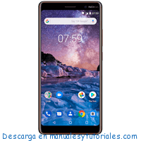Nokia 7 Plus Manual de Usuario en PDF español