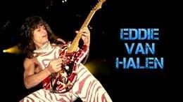 EDDIE VAN HALEN: Biografía