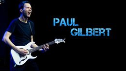 PAUL GILBERT: Biografía