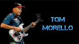 TOM MORELLO: Biografía