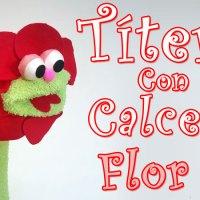 Títere Flor