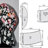 Como hacer sombreros de verano en tela ¡Con moldes!