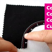 Como Coser Costura Curva video