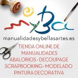 Tienda manualidades online MYBA