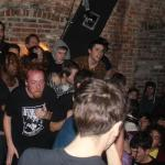 One of the last shows at local venue Skull Alley before it closed on December 31 2010