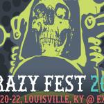 official Krazy Fest logo/banner