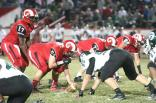 Manual players prepare to tackle Rocks. photo by Destony Curry