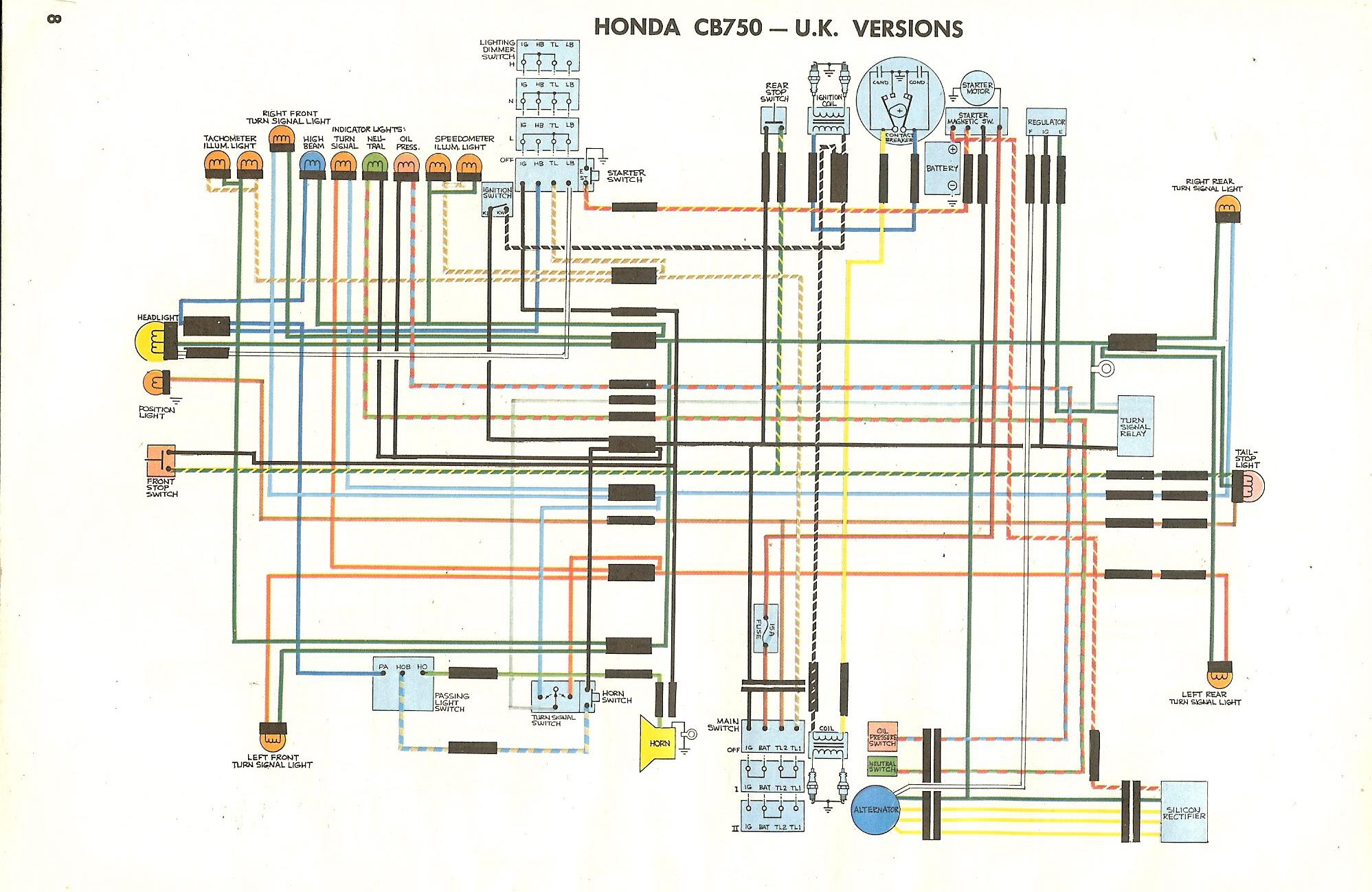Extraordinary Honda Cb200 Simple Wiring Diagram Photos - Best Image ...