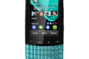 Nokia Asha 303 Manual And User Guide PDF