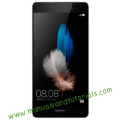 Huawei Ascend P8 Lite User guide