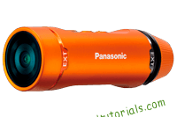 Panasonic HX A1M Manual And User Guide PDF