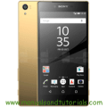 Sony Xperia Z5 Compact Manual And User Guide PDF