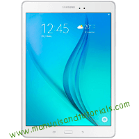 Samsung Galaxy Tab A Manual And User Guide PDF