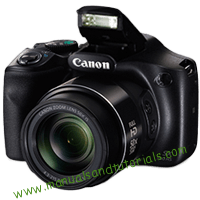 Canon PowerShot SX540 HS Manual And User Guide in PDF