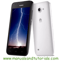 Huawei Ascend Y510 Manual And User Guide PDF