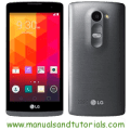LG Leon Manual And User Guide PDF