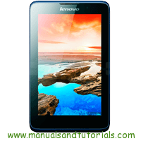 Lenovo A7-40 Manual And User Guide PDF
