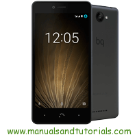 BQ Aquaris U Lite Manual And User Guide PDF