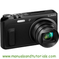 Panasonic Lumix TZ57 Manual And User Guide PDF