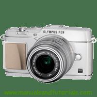 Olympus E-P5 Manual And User Guide PDF