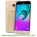 Samsung Galaxy J3 Manual And User Guide PDF