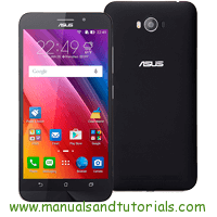 Asus ZenFone Max Manual And User Guide PDF