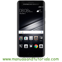 Huawei Mate 9 Porsche Design Manual And User Guide PDF