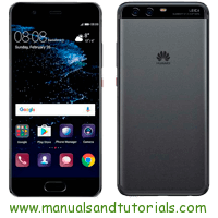 Huawei P10 Manual And User Guide PDF