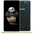 Bluboo X550 Manual And User Guide PDF