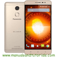 Panasonic Eluga Mark 2 Manual And User Guide PDF