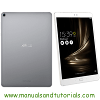 Asus ZenPad 3S 10 Manual And User Guide PDF