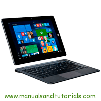 Chuwi HiBook Manual And User Guide PDF