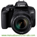 Canon EOS 800D Manual And User Guide PDF