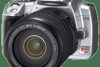 Canon EOS REBEL Xti Manual And User Guide PDF