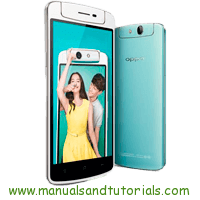 Oppo N1 mini Manual And User Guide PDF
