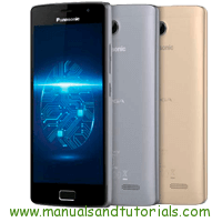 Panasonic Eluga Tapp Manual And User Guide PDF