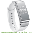 Huawei TalkBand B2 Manual And User Guide PDF